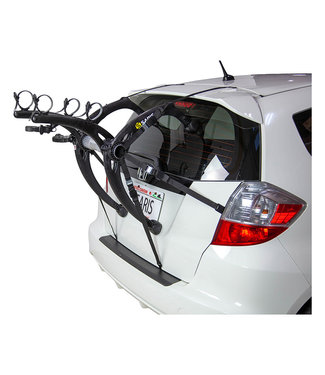 Saris CAR RACK 804 BONES EX 2-BIKE TRUNK RACK