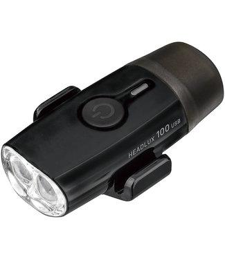 TOPEAK HeadLux 100 Headlight - USB Rechargable