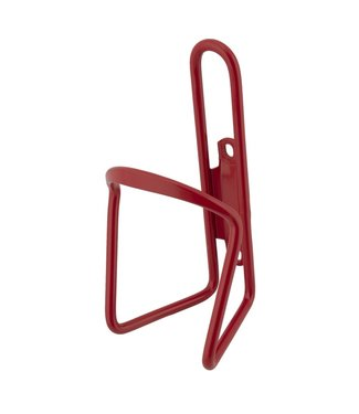 PURE CYCLES BOTTLE CAGE PURE ALY RED 6mm