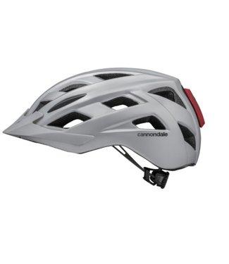 CANNONDALE Quick CSPC Adult Helmet SILVER S/M