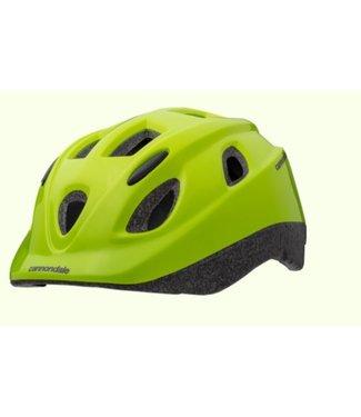 CANNONDALE Quick Junior Kids Helmet GRN S/M