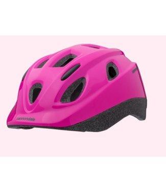 CANNONDALE Quick Junior Kids Helmet PK XS/S - Pink