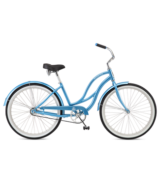 SCHWINN 26 F Alu 1 TEA OS - Blue, One Size