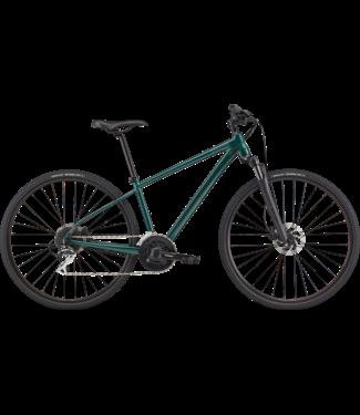 CANNONDALE 700 F Quick CX 3  Emerald, Extra Small