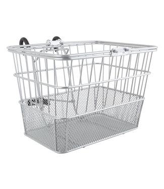 Standard Mesh Bottom Lift-Off - Silver