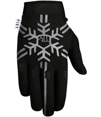 Fist Handwear Frosty Fingers Reflector Cold Weather Glove - Multi-Color, Full Finger, Large