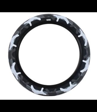 Cult Vans Tire - Gray Camo/Black 20