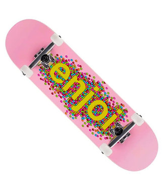 ENJOI CANDY COATED COMPLETE 8.25 PINK