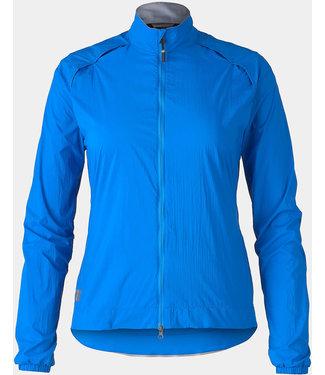 BONTRAGER Circuit Wind Jacket - Women - Alpine Blue - Large