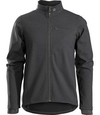 BONTRAGER Circuit Softshell Jacket - Men's - Black - Large