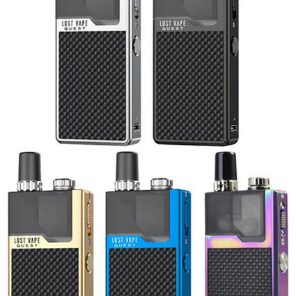 Lost Vape Lost Vape Orion Q 17W Starter Kit
