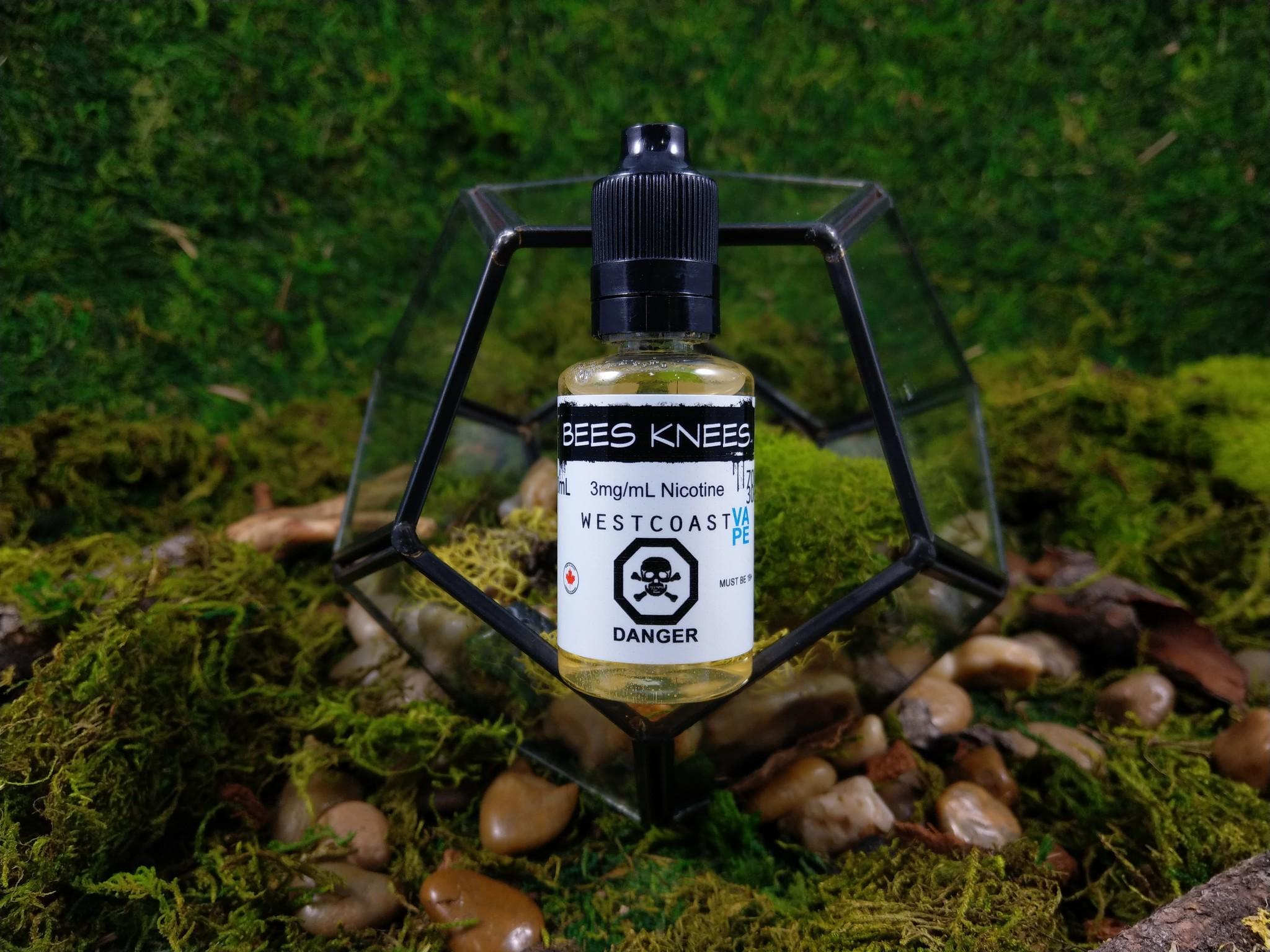 West Coast Vape E-Liquids Bees Knees