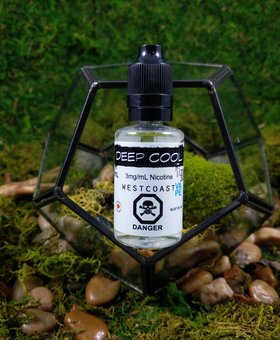 West Coast Vape Freebase Deep Cool