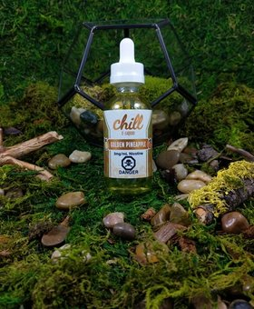 Chill E-Liquid Golden Pineapple