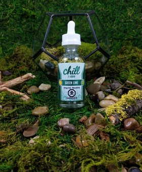 Chill E-Liquid Green Lime