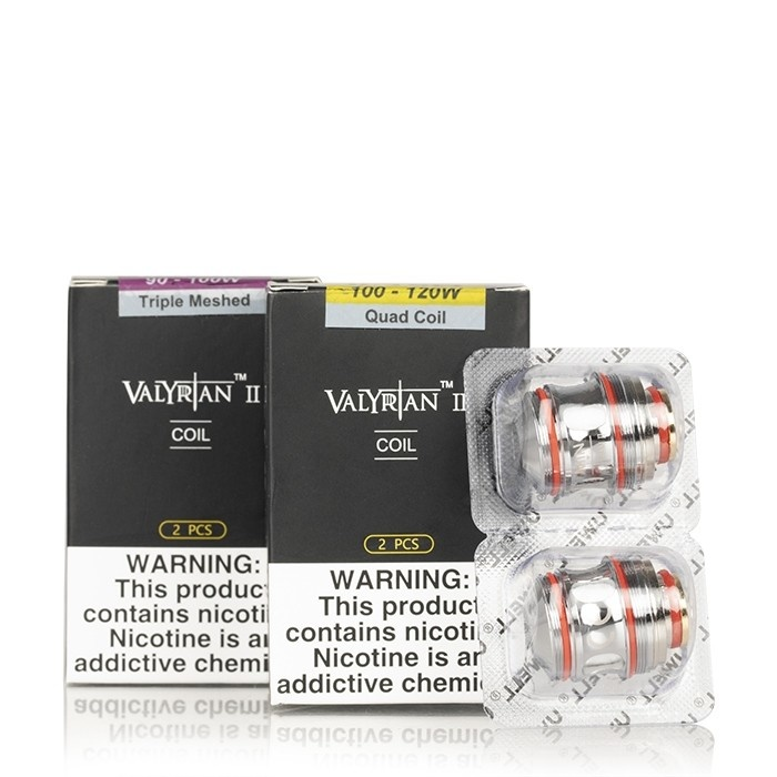 Uwell Uwell Valyrian 2 Replacement Coils