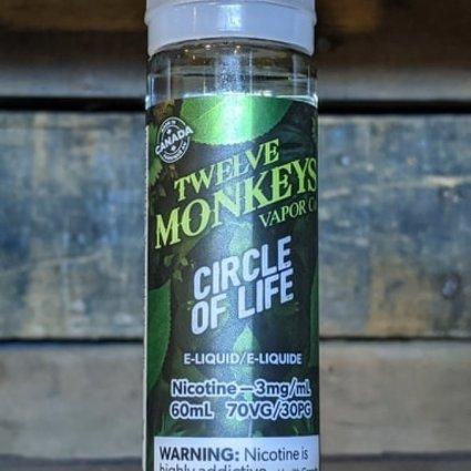 12 Monkeys Circle of Life
