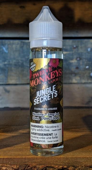 12 Monkeys Jungle Secrets