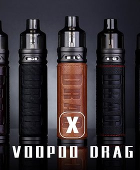 VOOPOO Drag X 80W