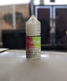 Fruitbae Raspberry Sour Apple