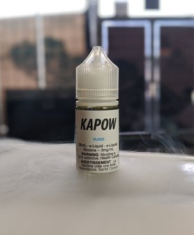 Kapow! Flossin