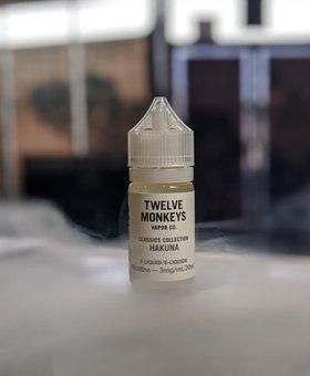 12 Monkeys Hakuna Iced