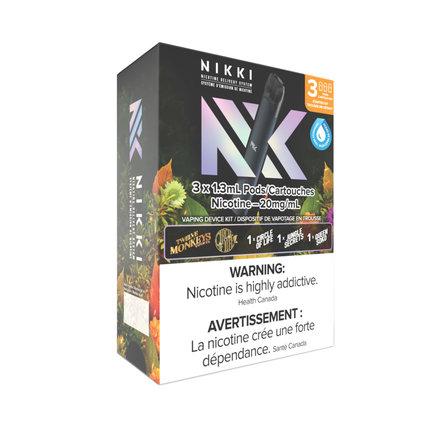 Nikki Nikki starter kit