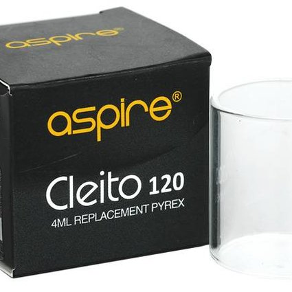 Aspire Aspire Cleito 120 Replacement Glass