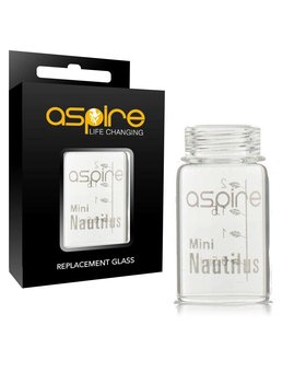 Aspire Aspire Mini Nautilus Replacement Glass