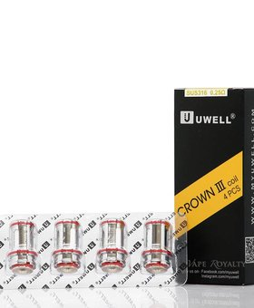 Uwell Uwell Crown 3 Coils