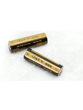 Aspire Aspire 21700 4000 MAH Battery