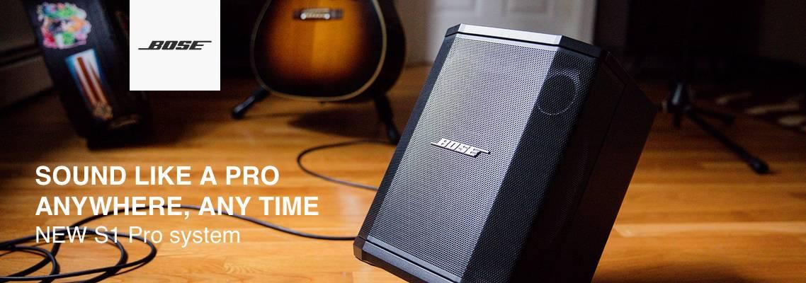 Bose Pro S1