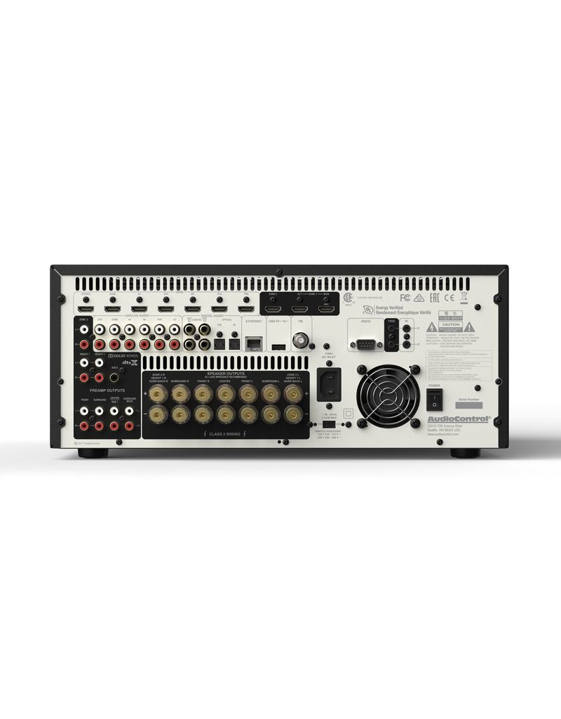 AUDIO CONTROL AVR-9