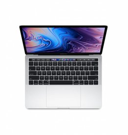 "Apple APPLE MACBOOK PRO 13"" WITH TOUCH BAR - SILVER (2018-LE)"