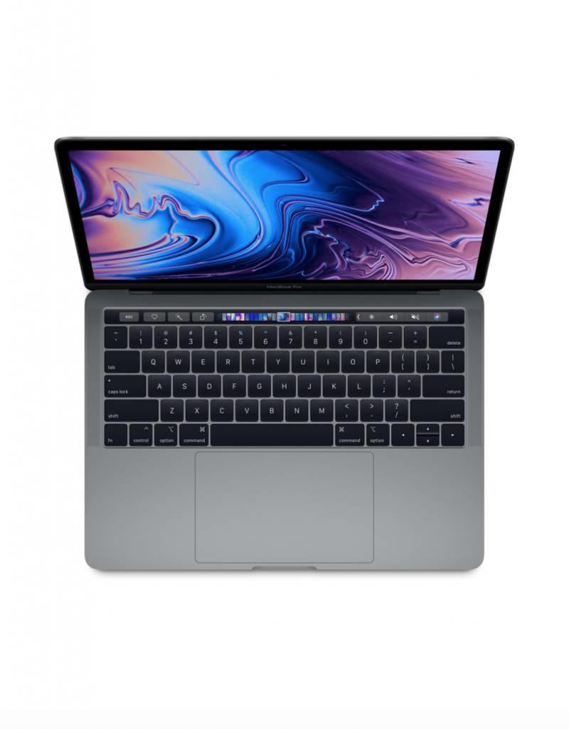 "Apple APPLE MACBOOK PRO 13"" WITH TOUCH BAR - SPACE GRAY (2018-HE)"