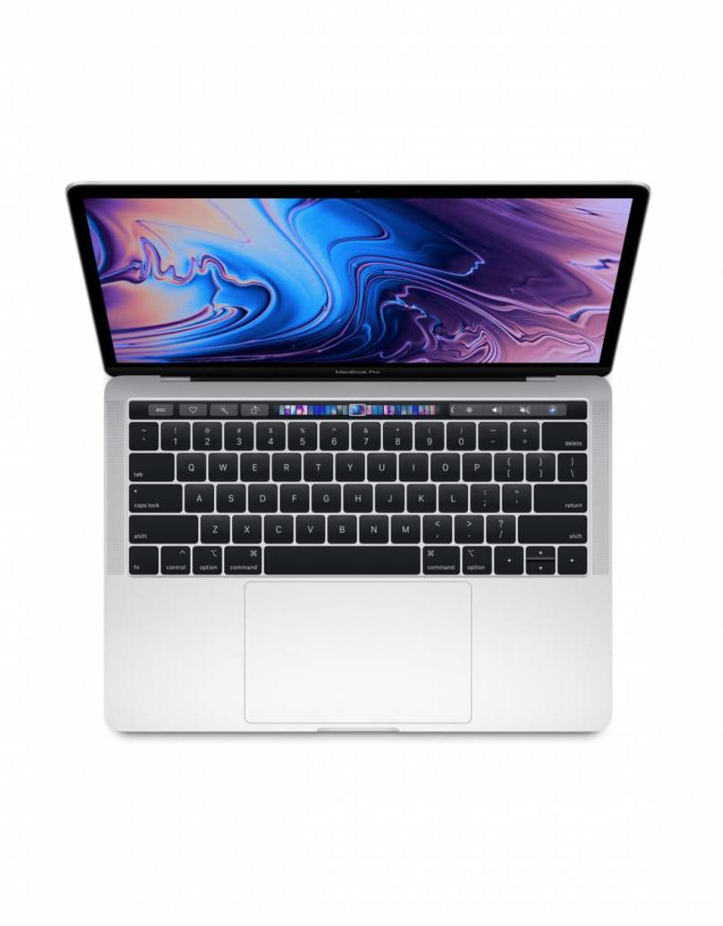 "Apple APPLE MACBOOK PRO 13"" WITH TOUCH BAR - SILVER (2018-HE)"