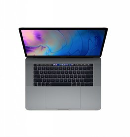 "Apple APPLE MACBOOK PRO 15"" WITH TOUCH BAR RADEON PRO 555X  - SPACE GRAY (2018-LE)"