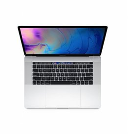 "Apple APPLE MACBOOK PRO 15"" WITH TOUCH BAR RADEON PRO 555X  - SILVER (2018-LE)"