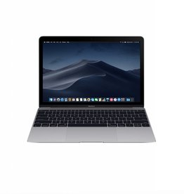 "Apple APPLE MACBOOK 12"" RETINA - SPACE GRAY (2017-HE)"