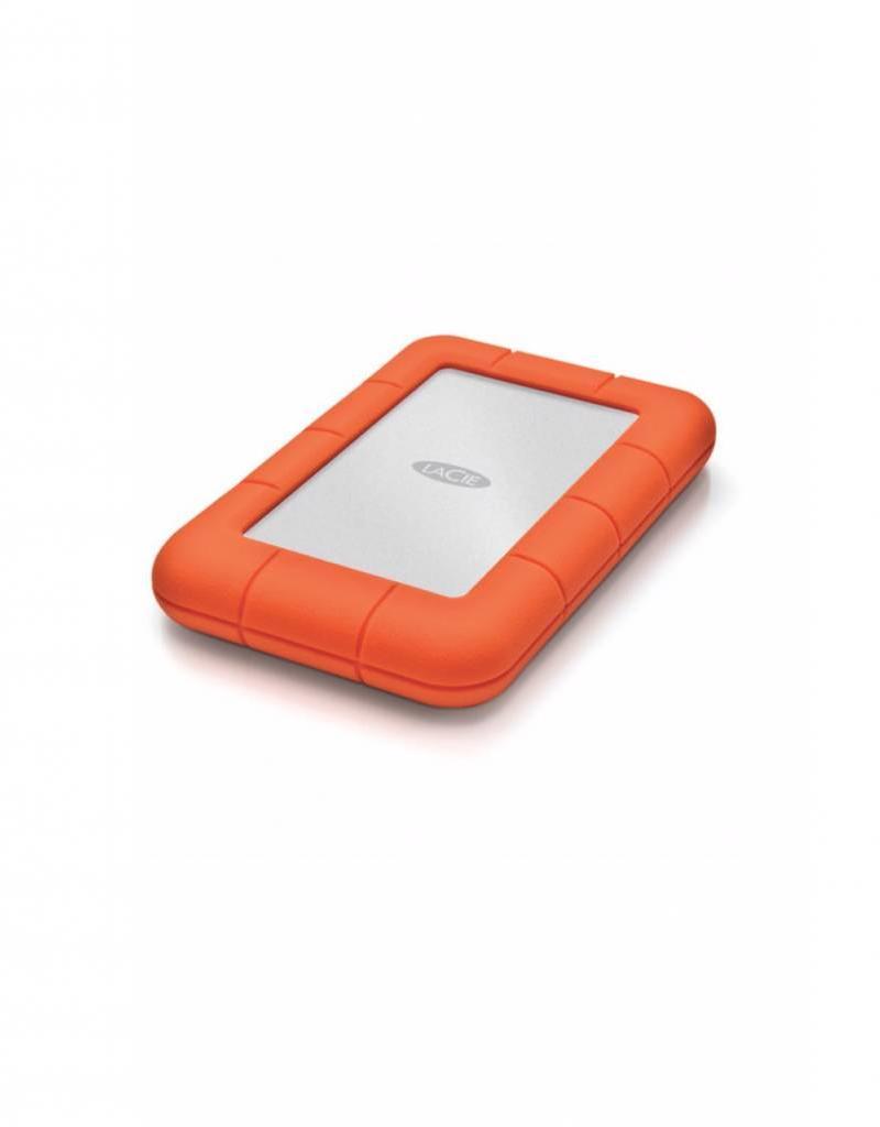 LACIE LACIE 4TB RUGGED USB-C DRIVE