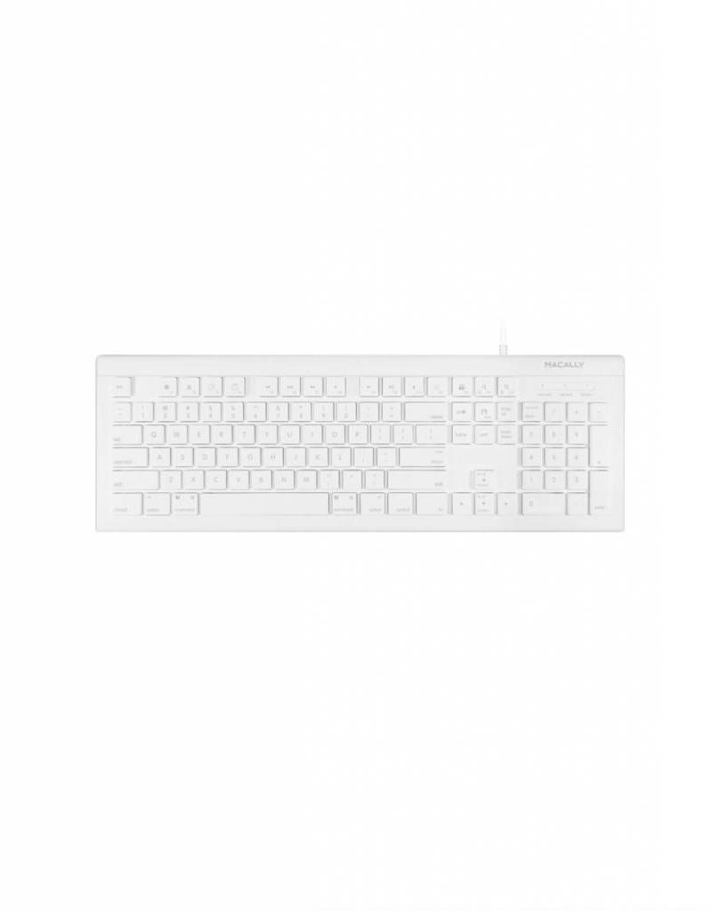 MACALLY MACALLY USB-C KEYBOARD