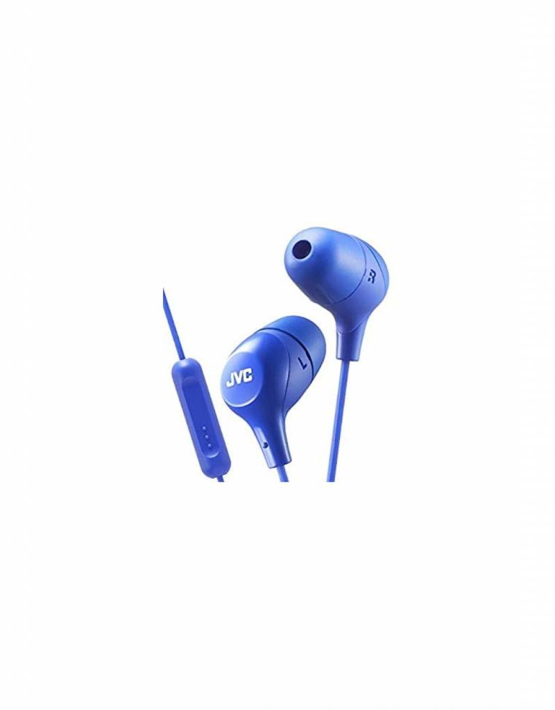 JVC JVC MARSHMALLOW IN EAR HEADPHONES (REMOTE AND MIC)