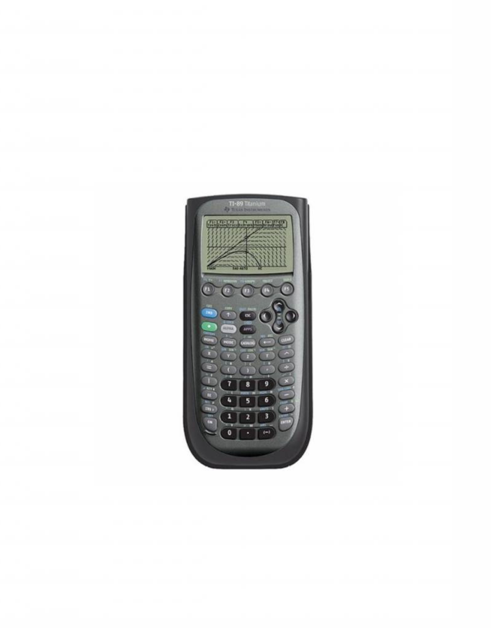TEXAS INSTRUMENTS TEXAS INSTRUMENTS TI-89 GRAPHING CALCULATOR