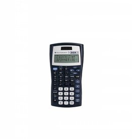 TEXAS INSTRUMENTS TEXAS INSTRUMENTS TI-30XIIS SCIENTIFIC CALCULATOR