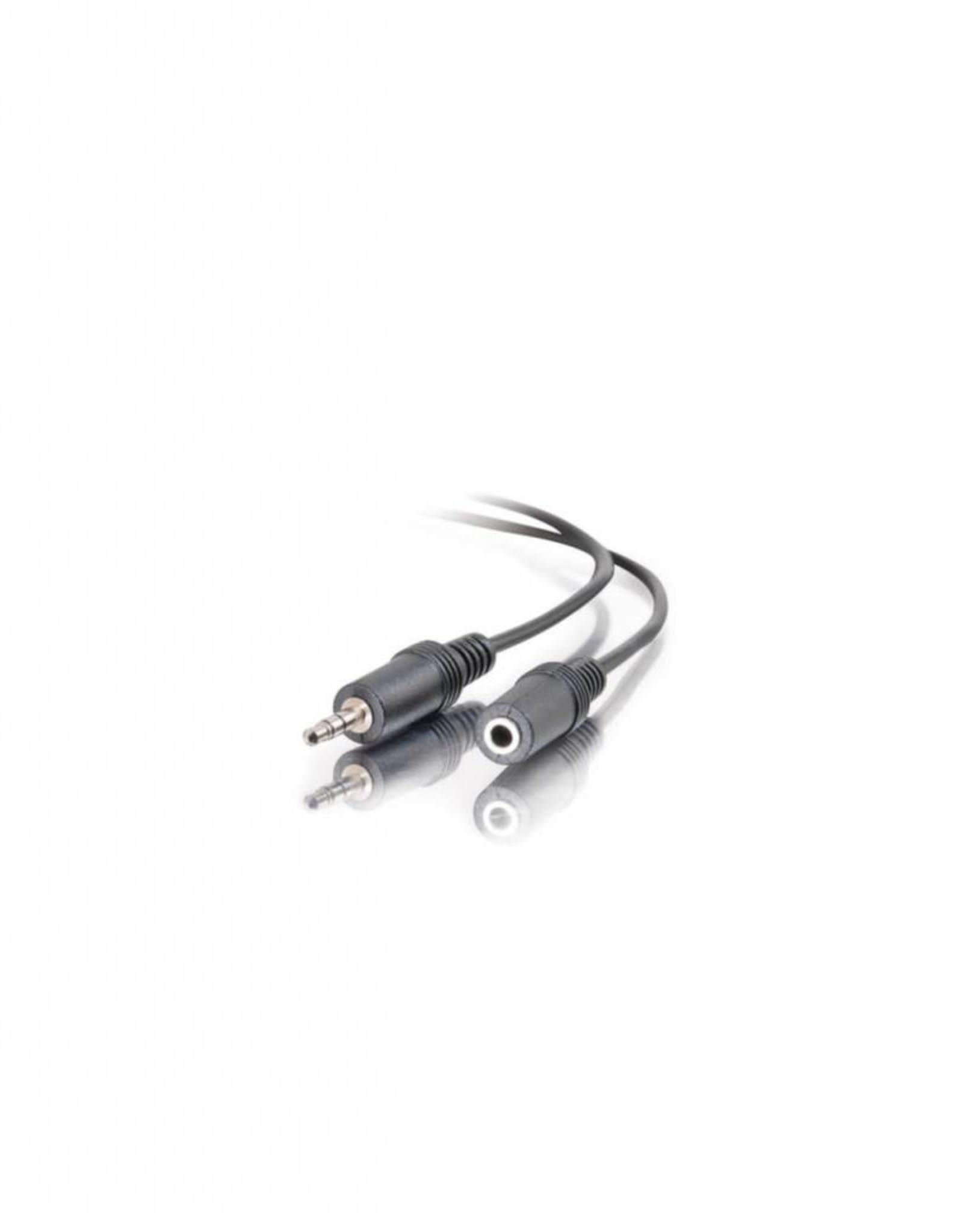 APC C2G 3.5MM AUDIO (AUX) EXTENSION CABLE 12'