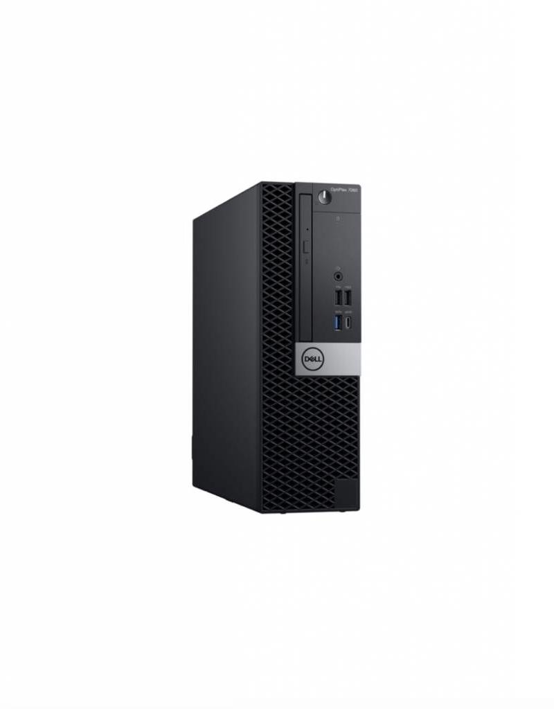 DELL DELL OPTIPLEX 7060 SFF/ I7-8700/ 16GB/ 512GB SSD/ 4YR PROSUPPORT PLUS (2018)