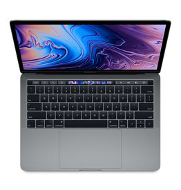 "Apple APPLE MACBOOK PRO 13"" WITH TOUCH BAR - SPACE GRAY (2019-LE)"