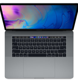 "Apple APPLE MACBOOK PRO 15"" WITH TOUCH BAR RADEON PRO 555X - SILVER (2019-LE)"