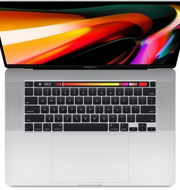 "Apple APPLE MACBOOK PRO 16"" WITH TOUCH BAR RADEON PRO 5500M 4GB- SILVER (2019-HE)"
