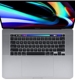 """Apple APPLE MACBOOK PRO 16"""" WITH TOUCH BAR RADEON PRO 5500M - SPACE GRAY (2019-HE)"""